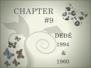 CHAPTER #9