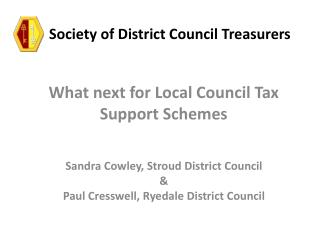 Society of District Council Treasurers