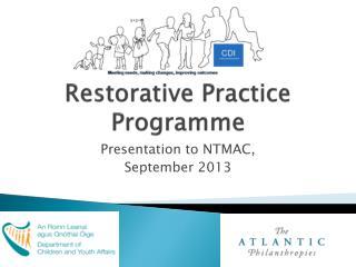 Restorative Practice Programme