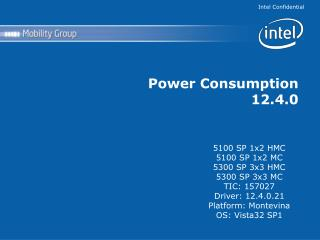 Power  Consumption 12.4.0