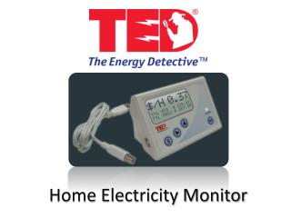 Home Electricity Monitor