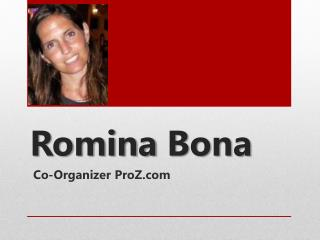 Romina  Bona