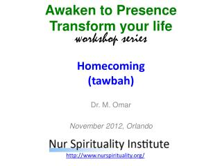 Homecoming  ( tawbah )