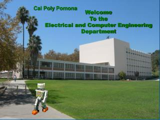 Welcome To the Electrical and Computer Engineering Department
