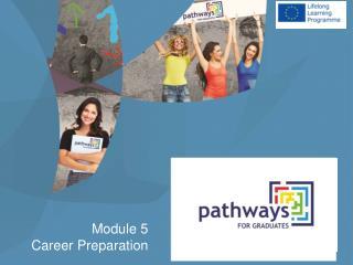 Module  5  Career P reparation