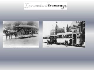 Les ancien s tramways
