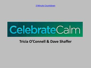 Tricia O'Connell & Dave Shaffer