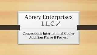 Abney Enterprises L.L.C.