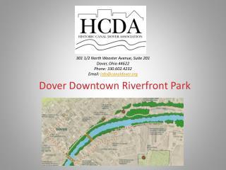 Dover Downtown Riverfront Park