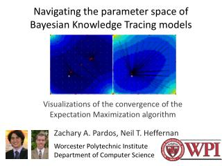 Navigating the parameter space of Bayesian Knowledge Tracing models