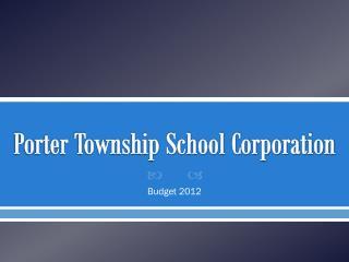 Porter Township School Corporation