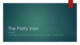 The Party Van
