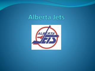 Alberta Jets