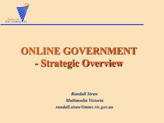 Randall StrawMultimedia Victoriarandall.strawmmv.vic.gov.au