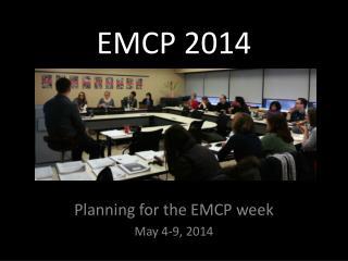EMCP 2014