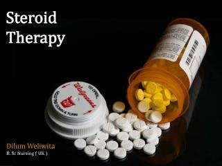Steroid  T herapy