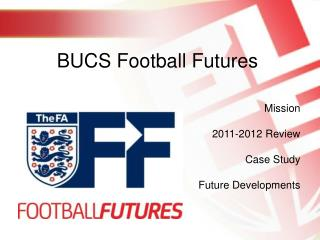 BUCS Football Futures