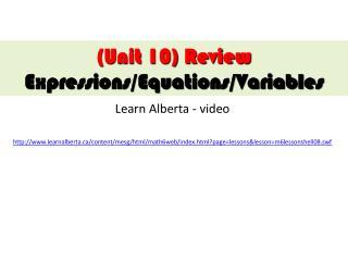 Learn Alberta - video