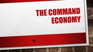 The Command Economy