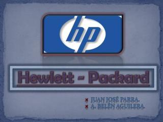 Hewlett - Packard