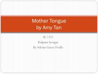 essay about mother tongue co recent posts