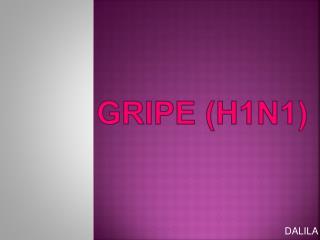 Gripe (H1N1)