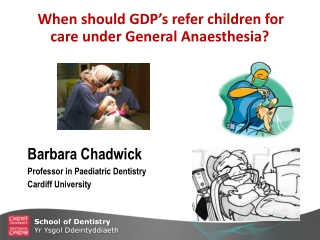 DENTISTRY, MANAGED CARE, AND YOUR CHILD WITH SPECIAL NEEDS