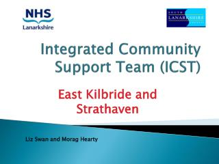 Integrated Community Support Team (ICST)