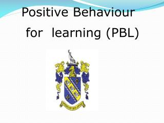 Positive Behaviour