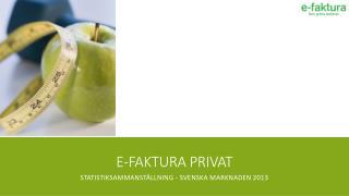 E-faktura Privat