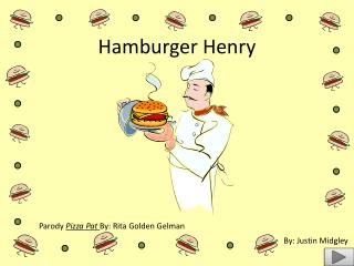 Hamburger Henry