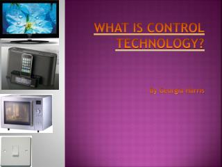 What is control technology?
