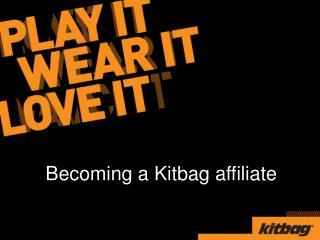 About Kitbag.com