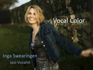 Vocal Color