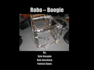 Robo  – Boogie