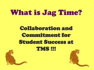 What  is Jag  Time?
