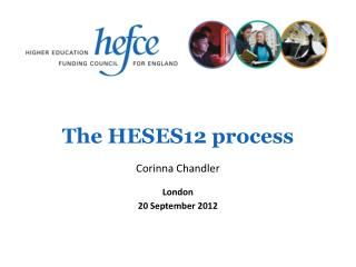 The HESES12 process