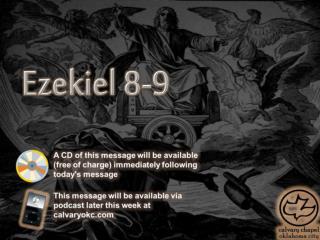 Ezekiel 8-9