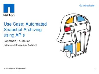 Use Case: Automated Snapshot Archiving using APIs