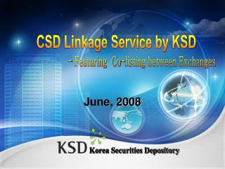 Korea Securities Depository