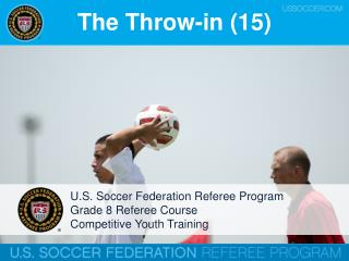 The Throw-in (15)