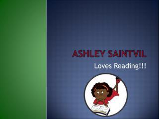 Ashley  saintvil