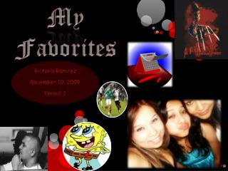Victoria Ramirez December 10, 2009 Period. 1