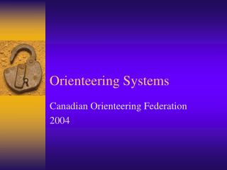 Orienteering Systems