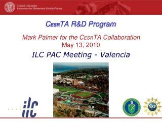 C ESR TA R&D Program