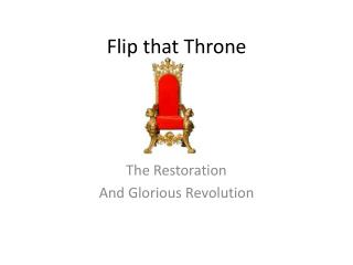 Flip that Throne