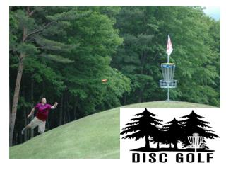 Disc Golf  or Frisbee Golf