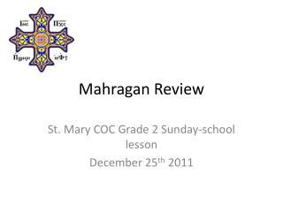 Mahragan  Review