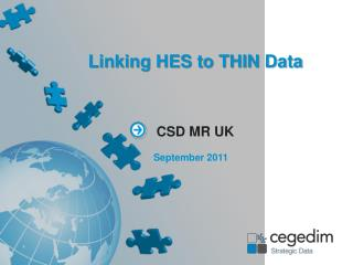 Linking HES to THIN Data