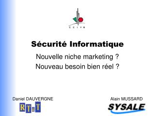 S curit  Informatique
